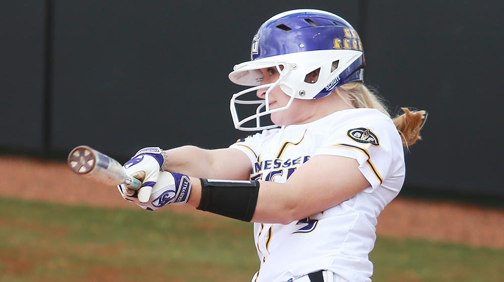 Tech softball travels to EKU, Morehead