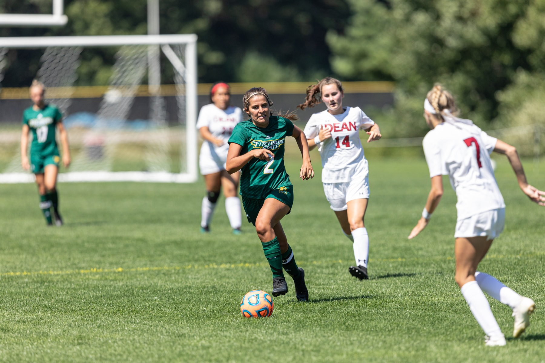 Falcons Double Up Trailblazers, 2-0
