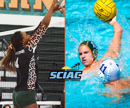 Robinson, Vega Named SCIAC Athletes of the Week