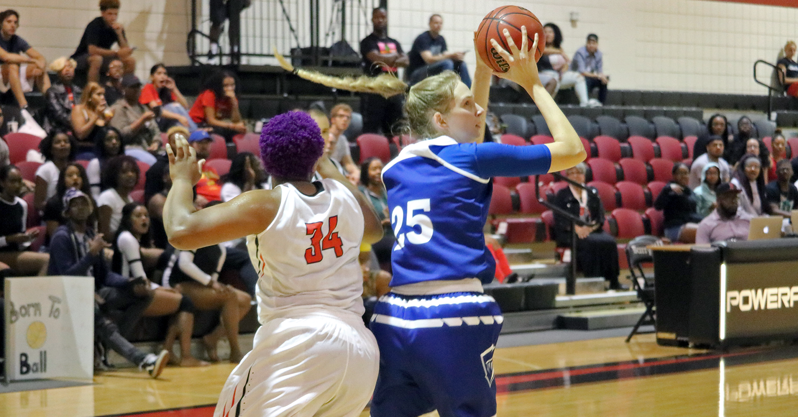 Women's Basketball Falls Late in League Opener