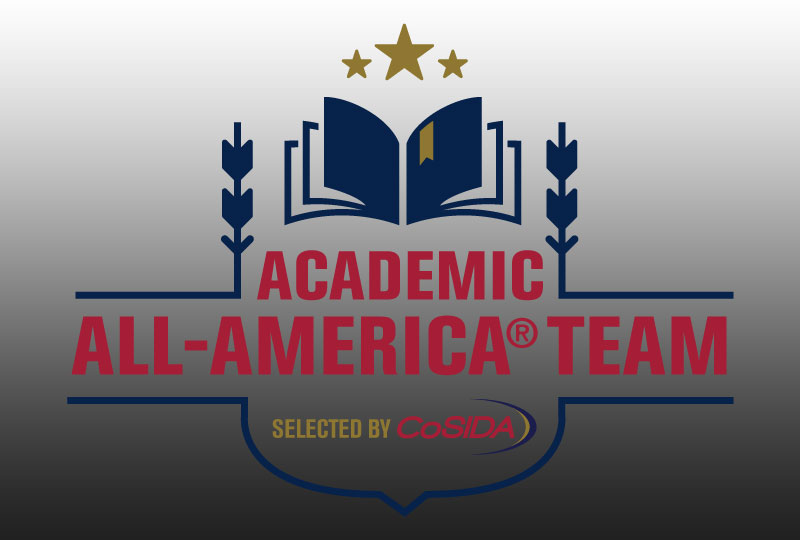 CoSIDA's Capital One Academic All-America Student-Athletes