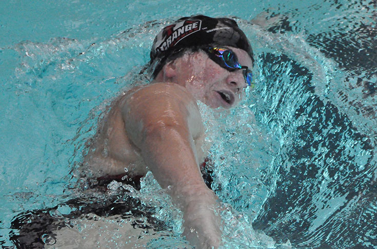 Swimming: Records fall as Panther teams have strong showing at SCAD Invitational