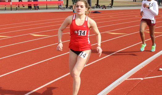 Women's Outdoor Track and Field Weekly Report 3/28