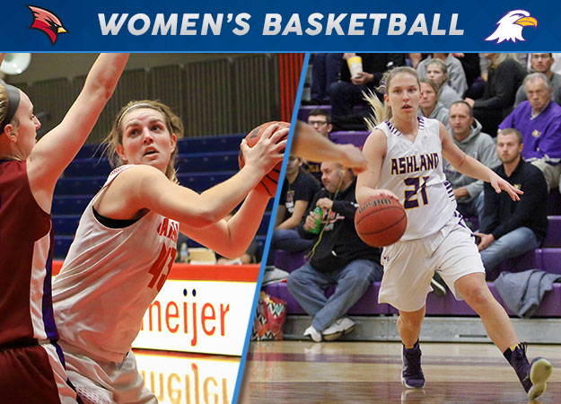 SVSU's Wendling, Ashland's Johnson Selected GLIAC Players of the Week