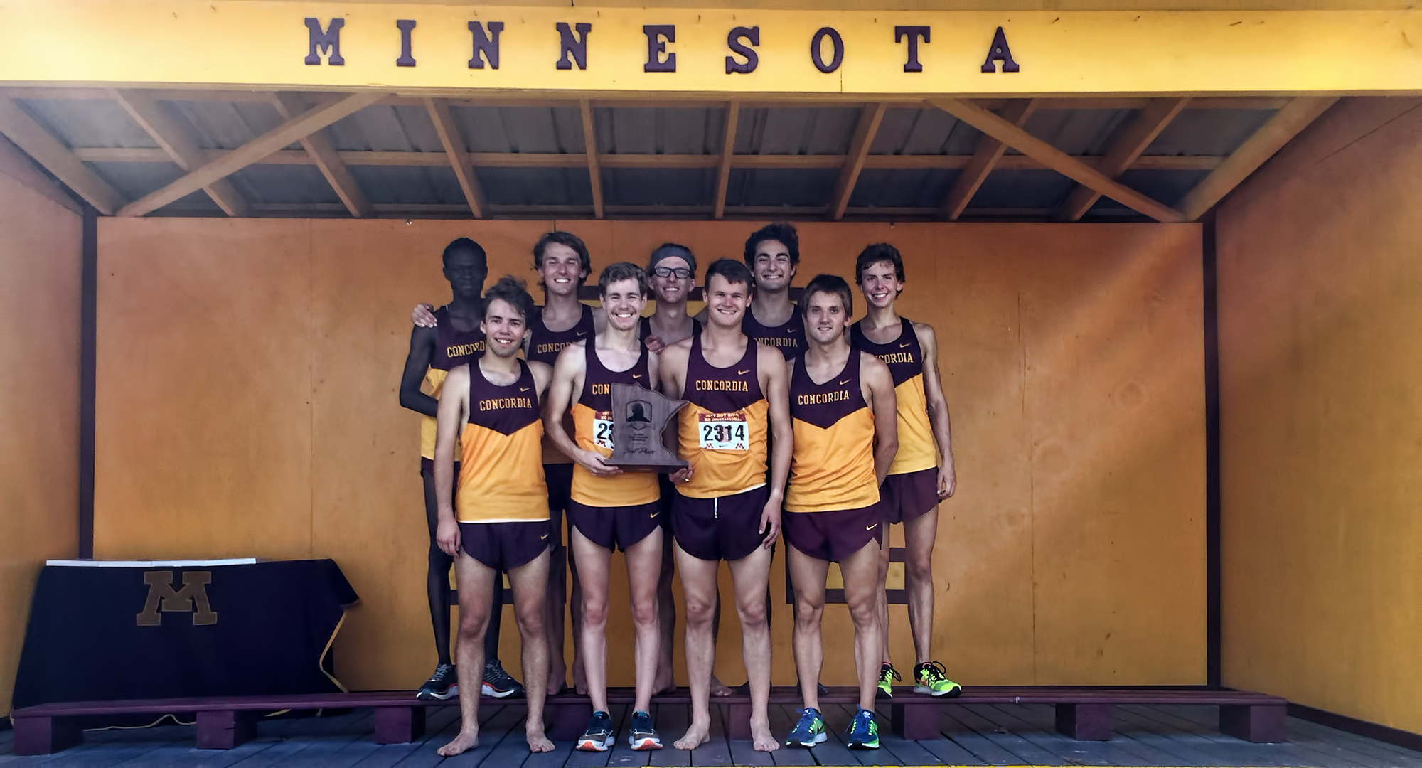 Plethora Of Positives At Roy Griak