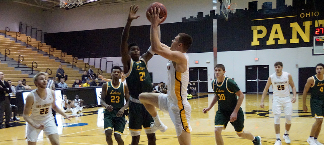 Cedarville Escapes With 75-68 Win Over Men's Basketball
