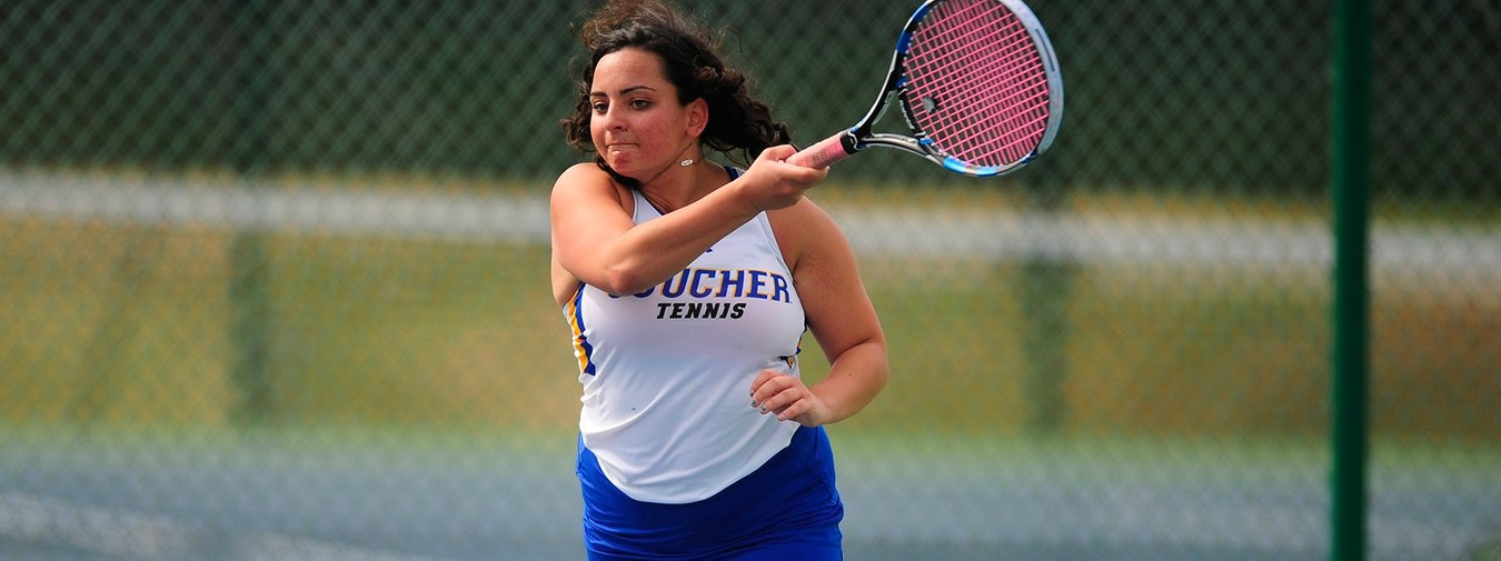 Goucher Women's Tennis Welcomes Ursinus To The Burrow On Sunday (Match Moved Due To High Wind Prediction On Saturday)