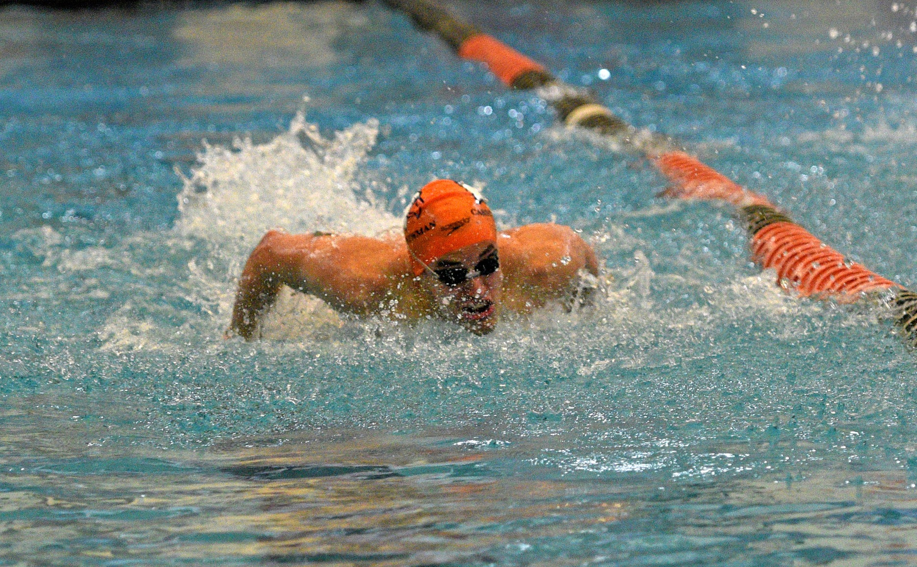 Final opportunity for a trip to NCAA's awaits C-N swimmers this weekend