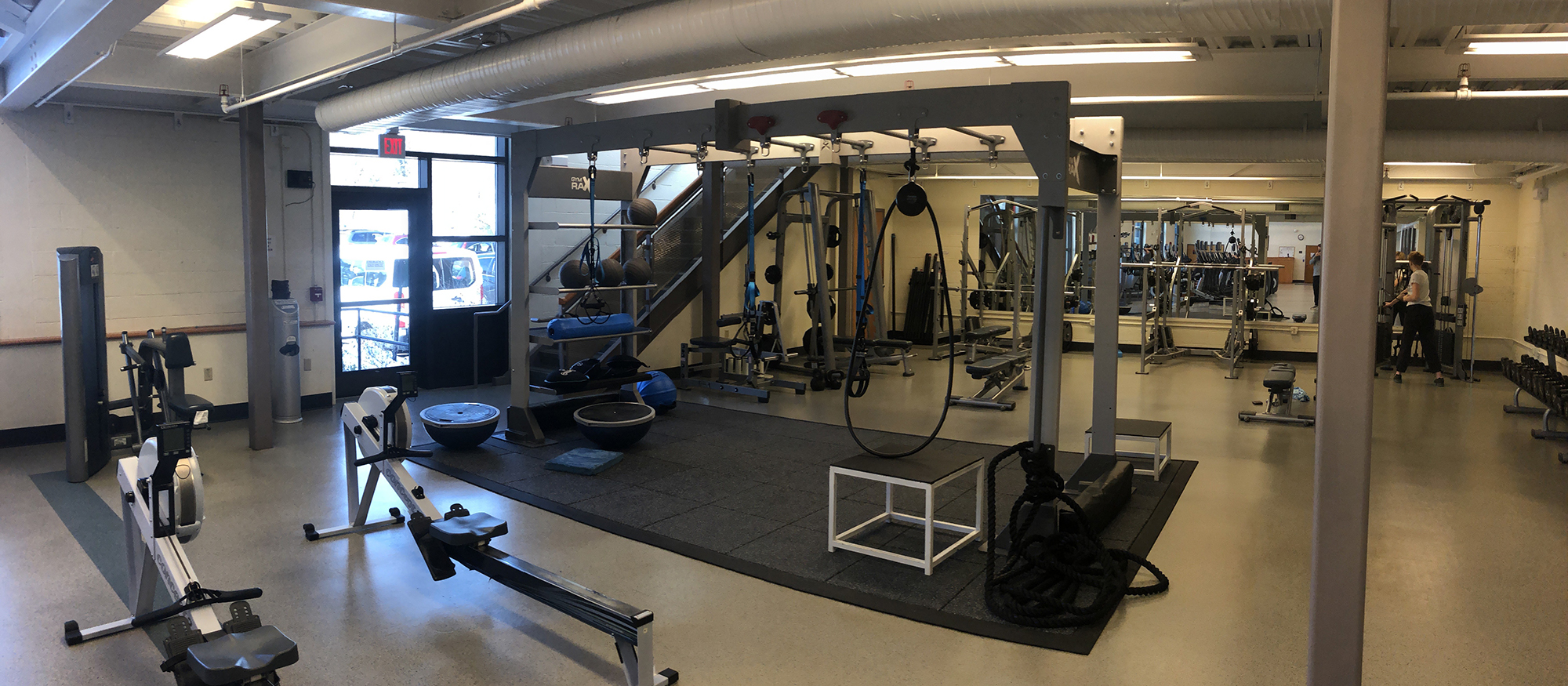 Mount Holyoke College Makes Equipment Upgrade in Kendall Complex Fitness Center