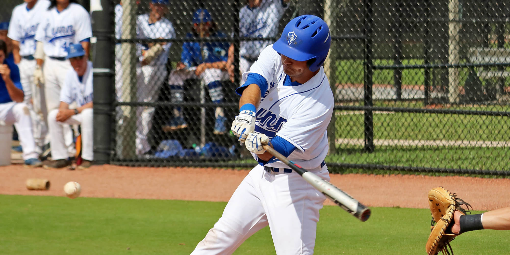 Baseball Speared by Tritons in Extra Innings