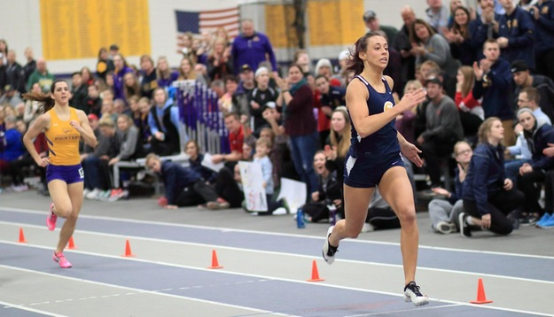 Track & Field competes at Pointer Open