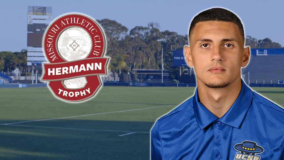 Taieb Named to MAC Hermann Trophy Watch List