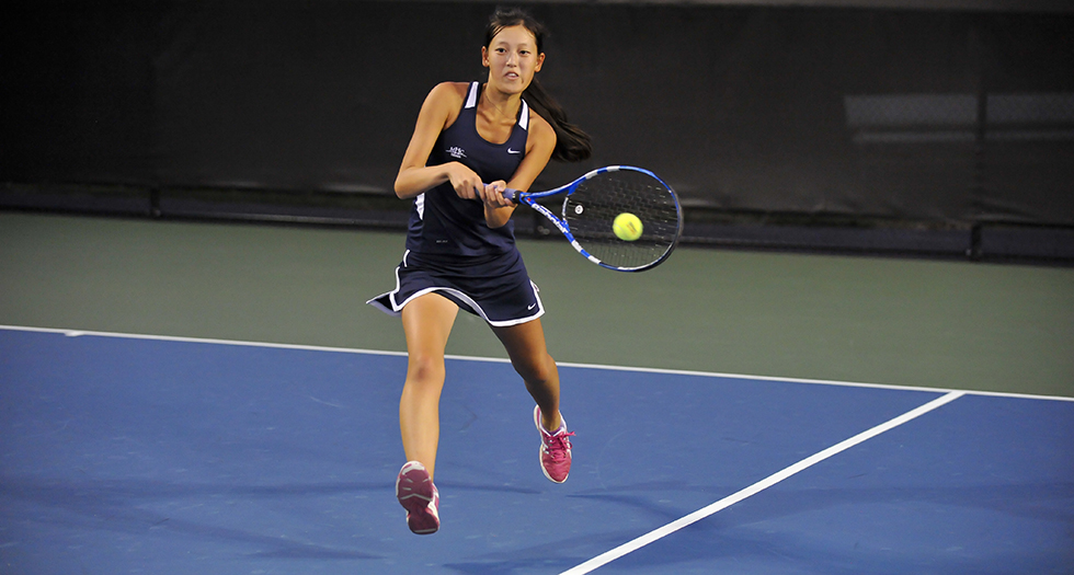Tennis Suffers NEWMAC Loss at MIT