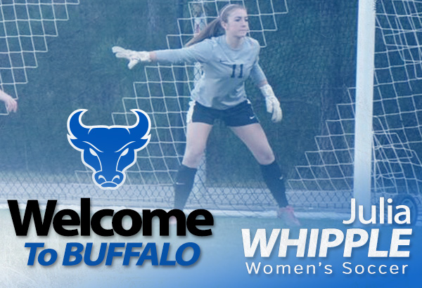 Women's Soccer Adds Julia Whipple To 2017 Signing Class