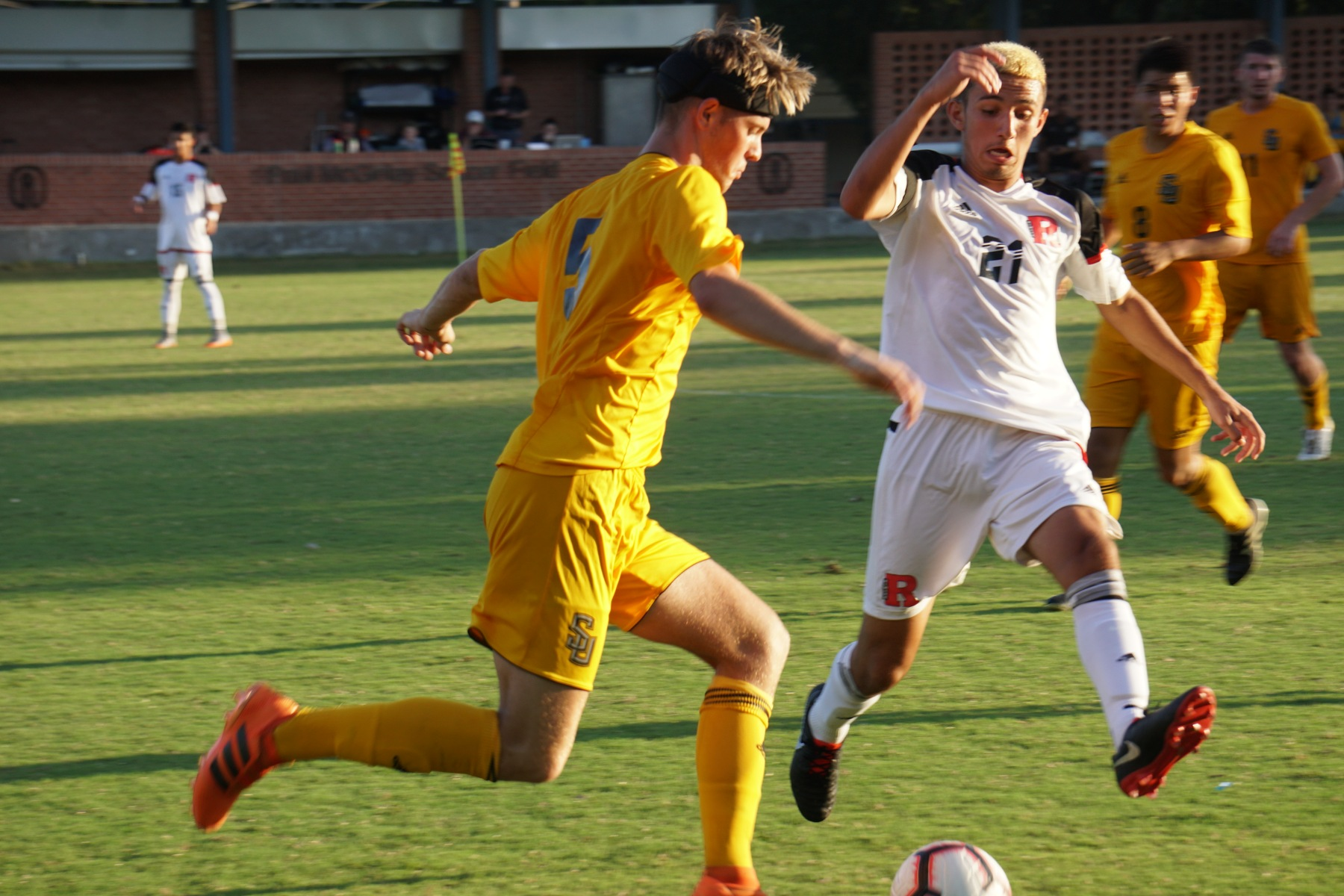 Dauth Named SCAC Men's Soccer Player of the Week