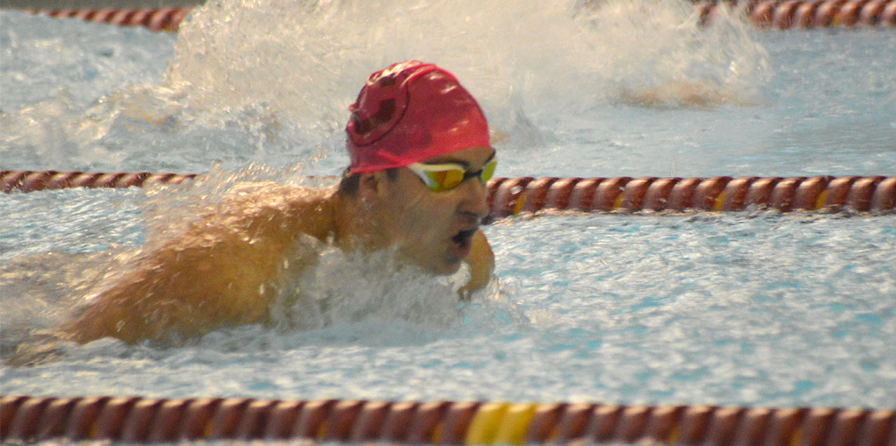 SCAC Men's Swimming and Diving Recap - Week Six