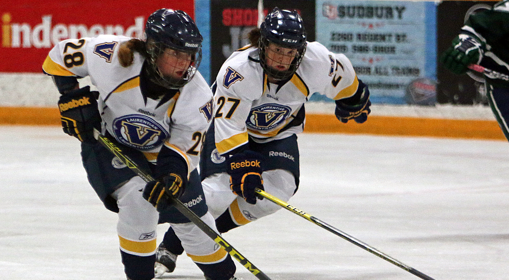 WHKY | Voyageurs Move Into Fourth Place With 4-1 Win Over Brock