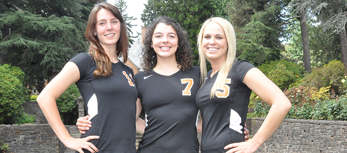 Volleyball Bids Adieu to Callejo-Black, Dorpat and Ernewein