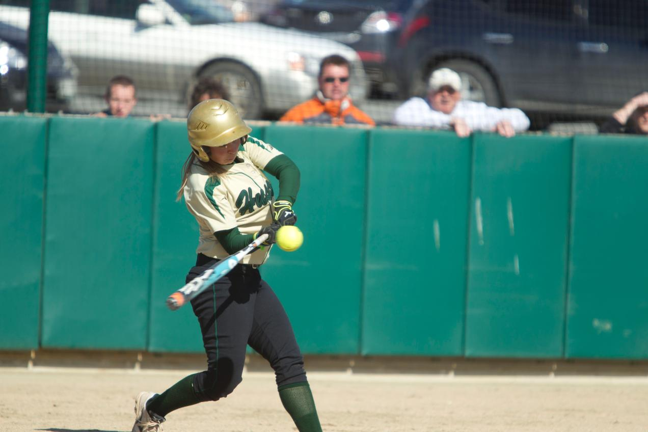 Eagles Sweep Beavers to Close Out 2012 NAC Play