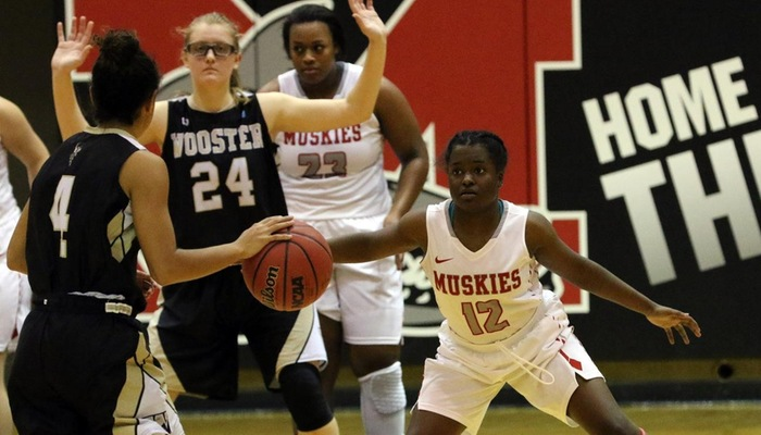 Women's Basketball suffers a loss to Mount Union