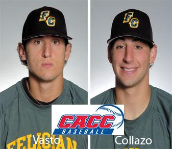 Felician Earns Two CACC Baseball Weekly Awards