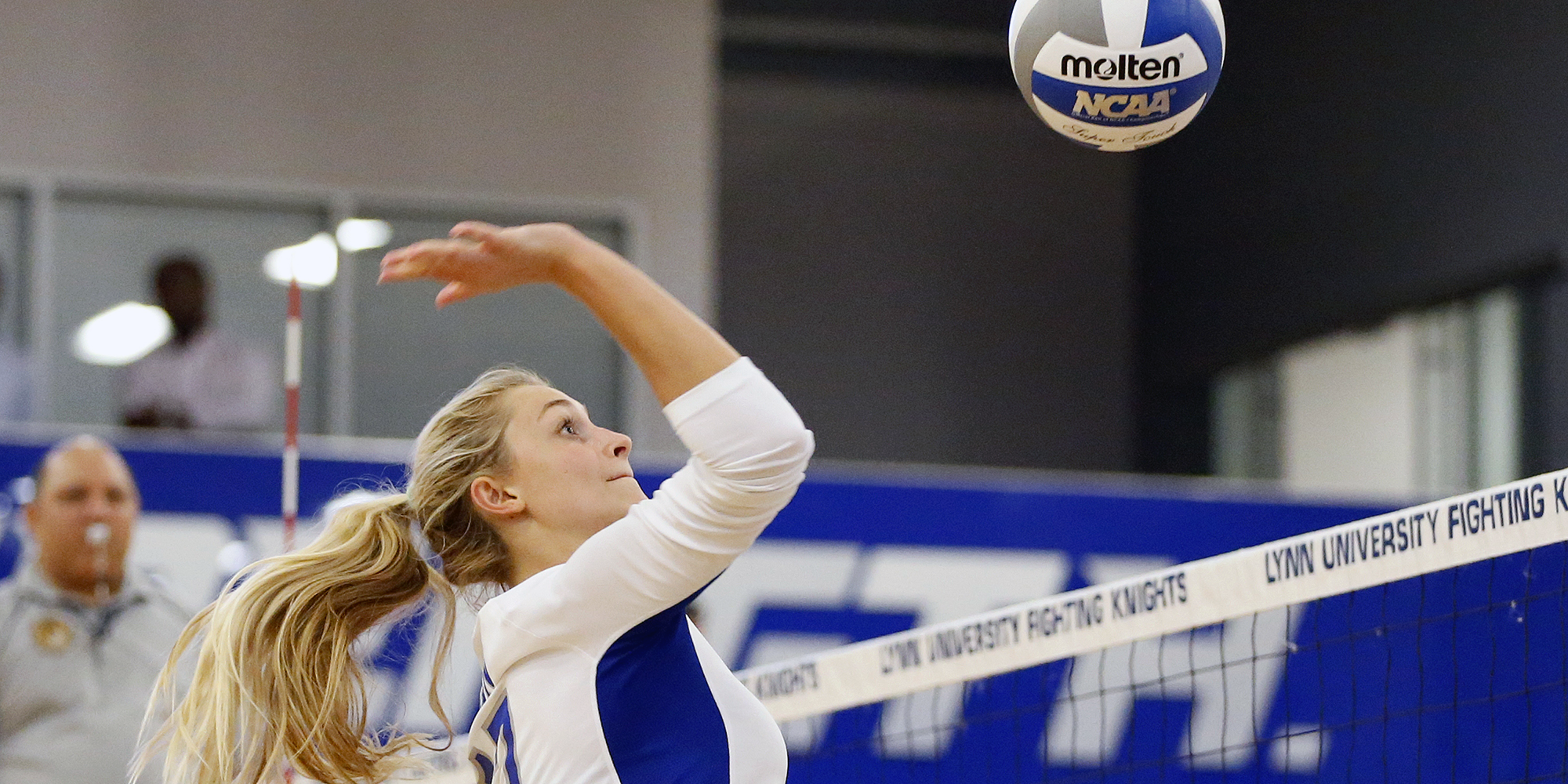 Barry Sweeps Volleyball in Miami Shores