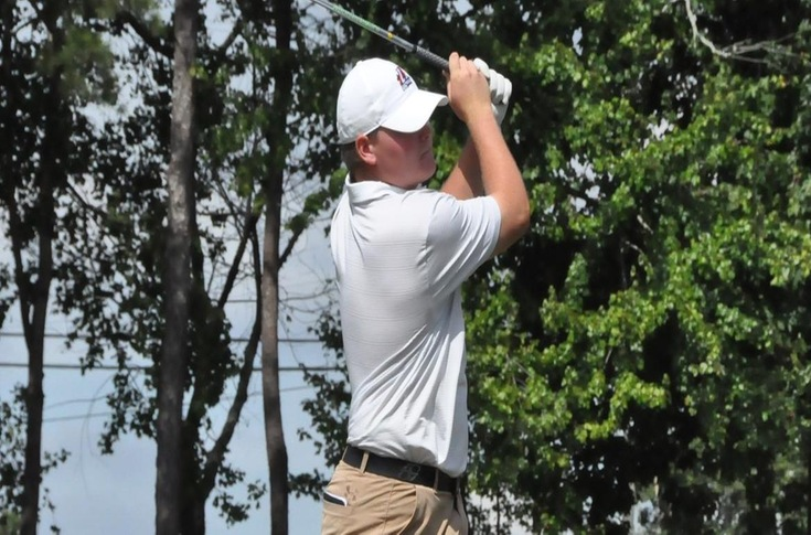 Golf: Sam Rogers' 66 leads LC in second round of Golfweek Fall Invitational