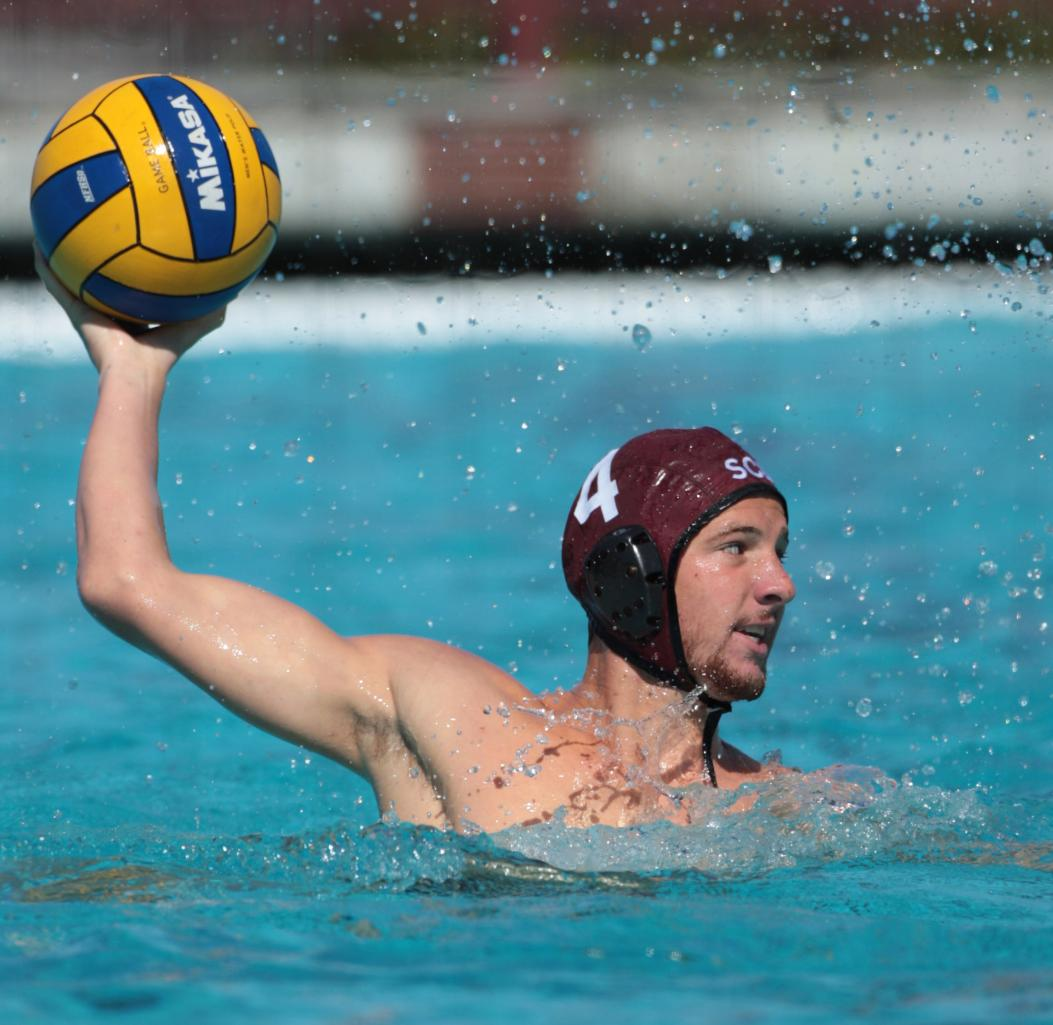 No. 13 SCU Men's Water Polo Opens Season Against No. 1 California