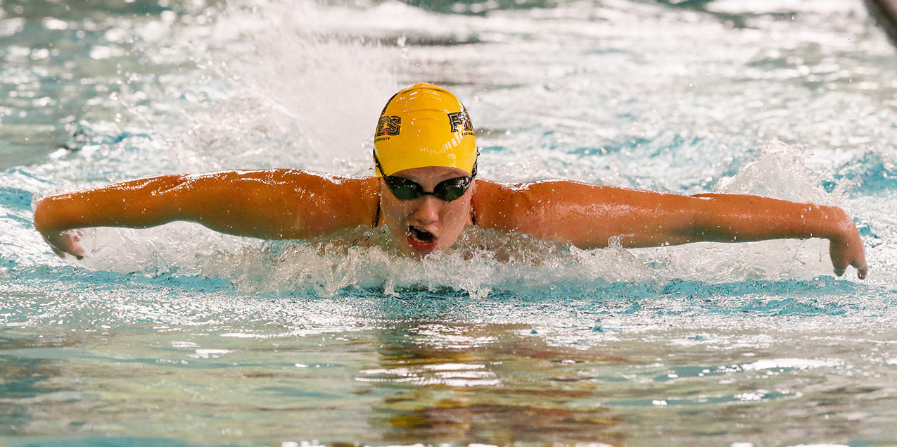 SCAC Women's Swimming & Diving Recap - Week Three