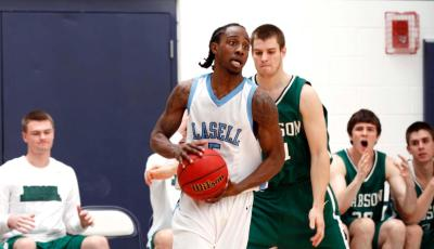 Lasell Earns Overtime Victory over visiting Mount Ida 83-75.