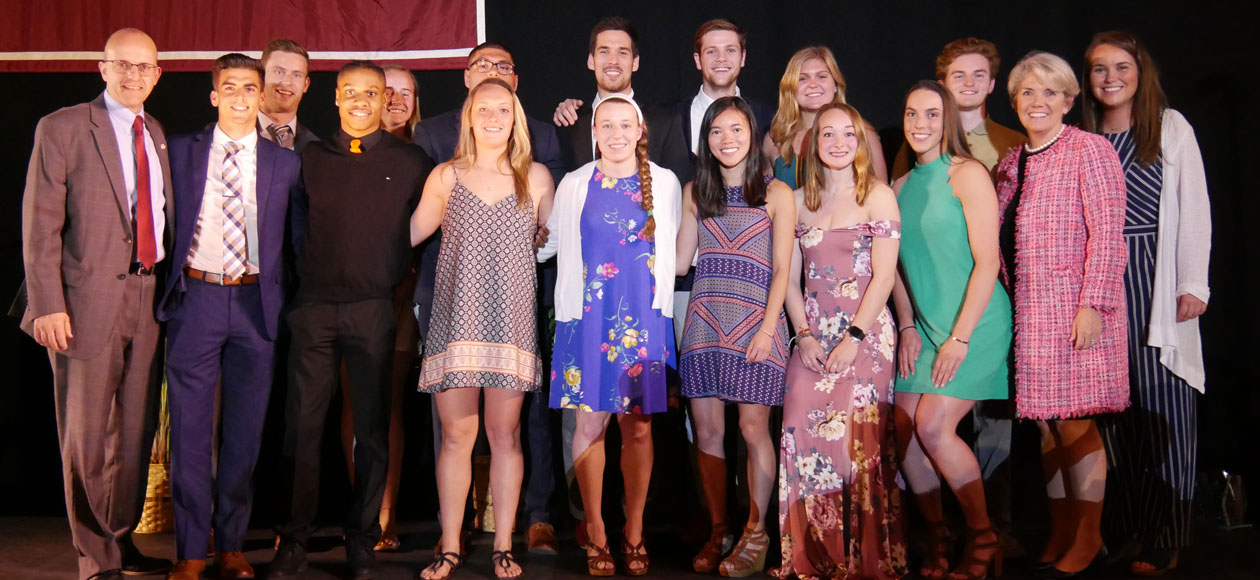 Springfield College Recognizes Outstanding Athletic Year At 2019 All Sports Recognition Night