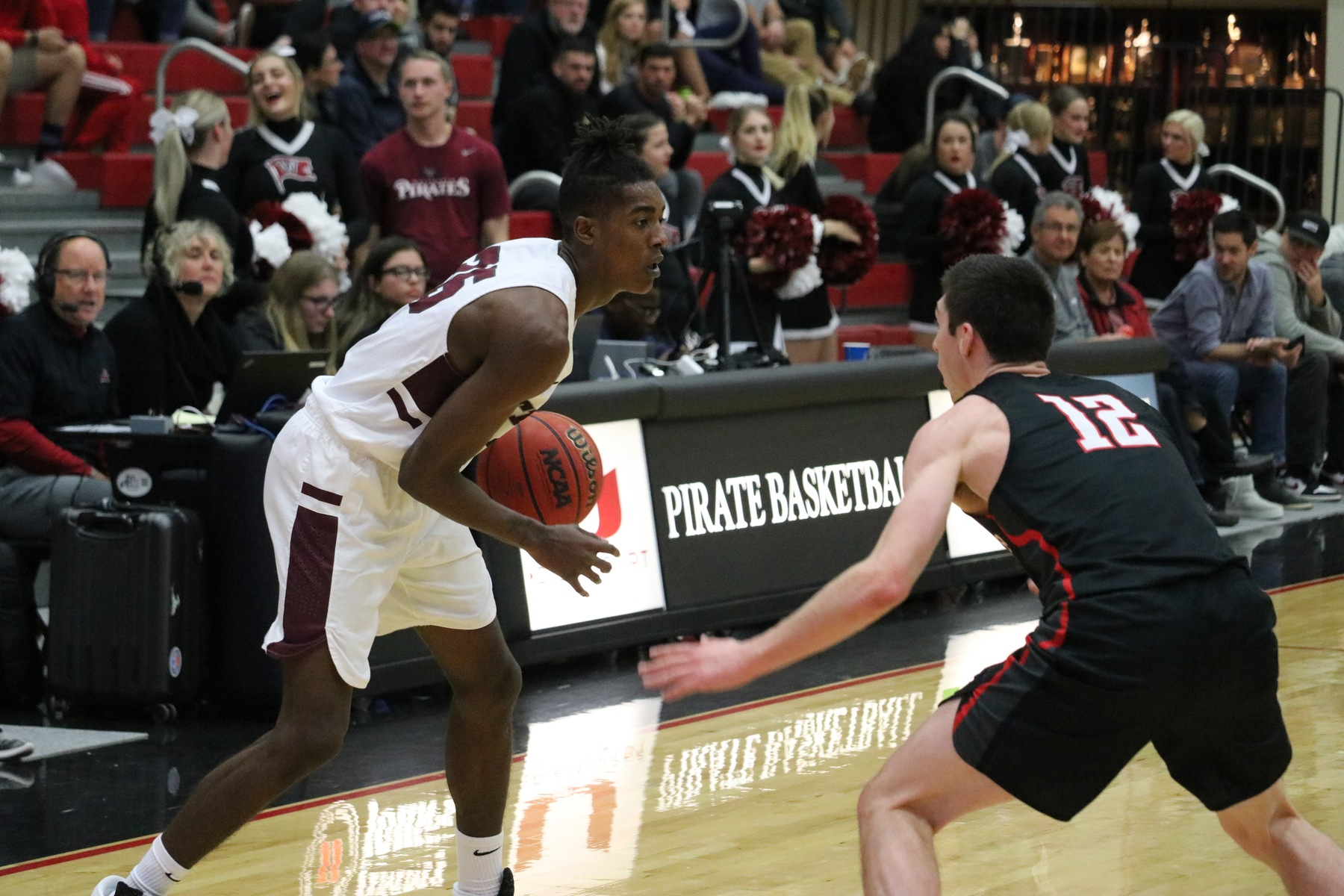 Tiger Men's Basketball Beaten by Whitworth