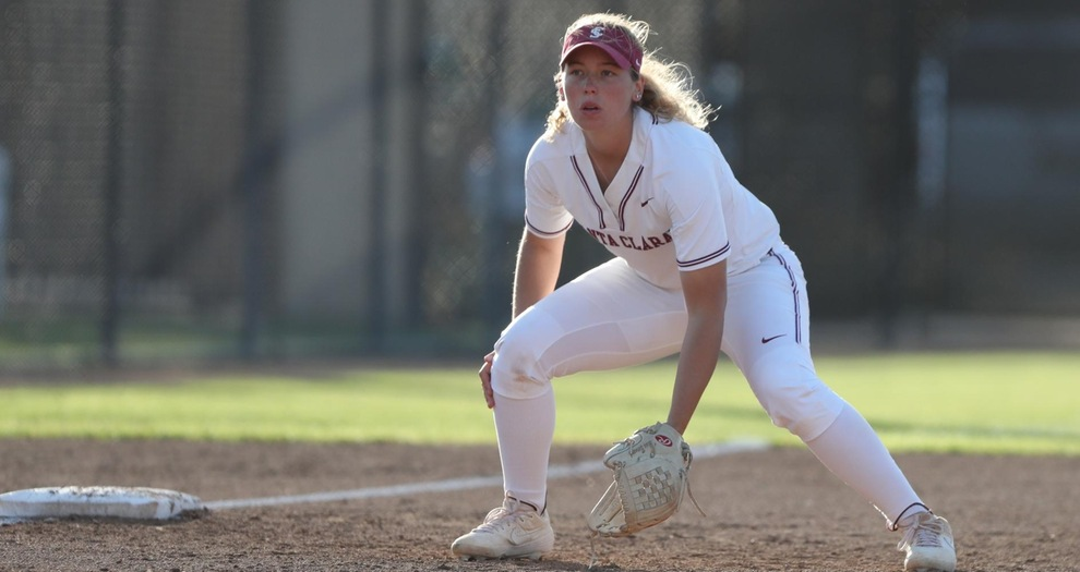 Conference Play Opens at Saint Mary's for Softball
