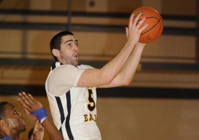 Russo's Nine Three's Leads SJC over Sage, Black Puts Up 25 points