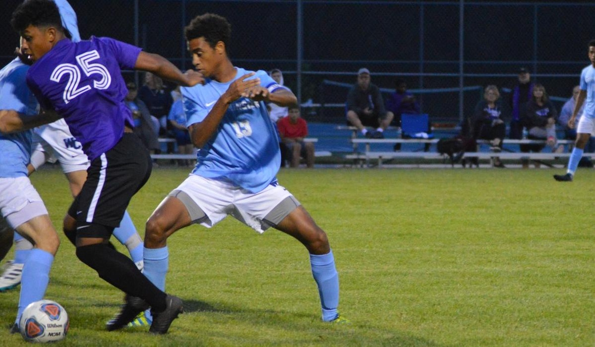 Westminster Men's Soccer Shuts Out MacMurray