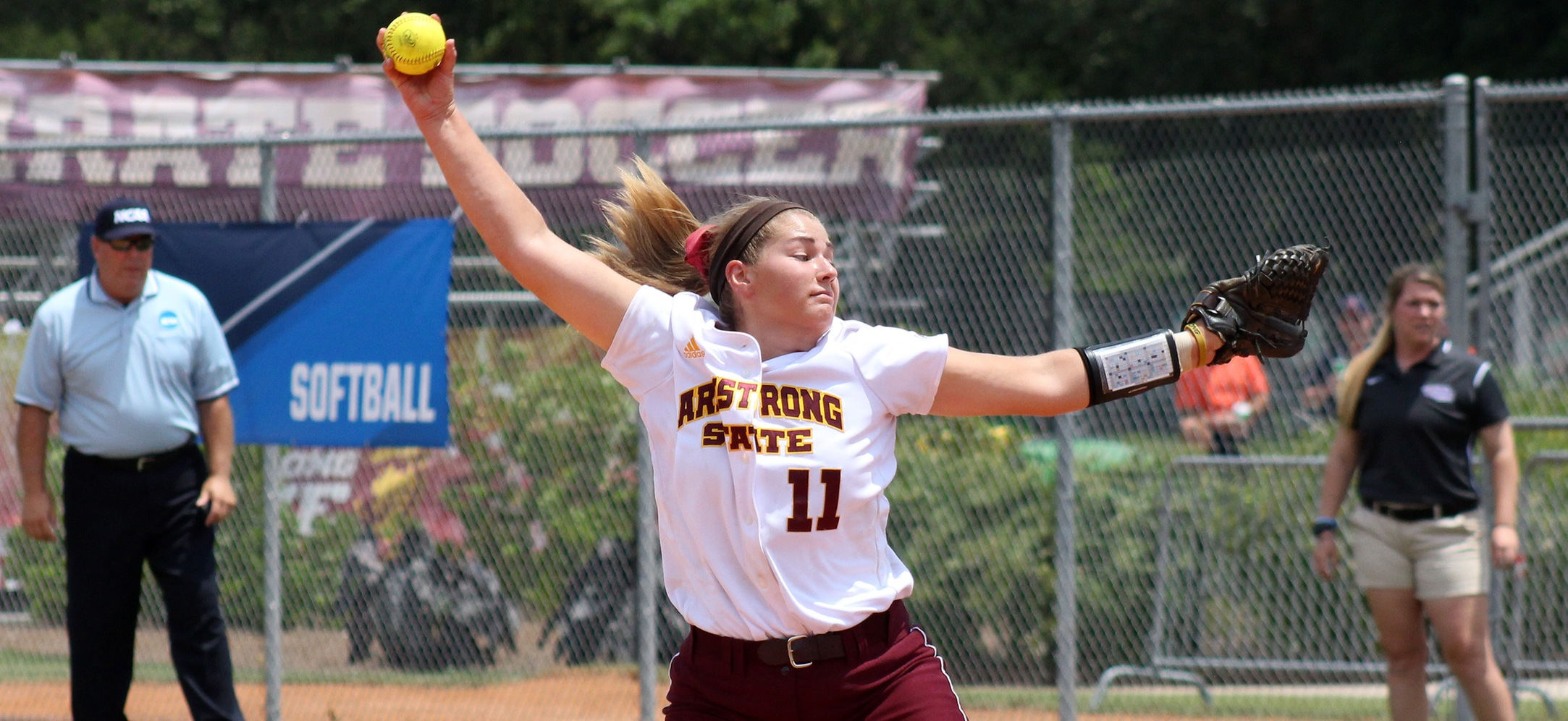 Three Pirates Earn All-Region Softball Honors; Super Regional Play Begins Thursday