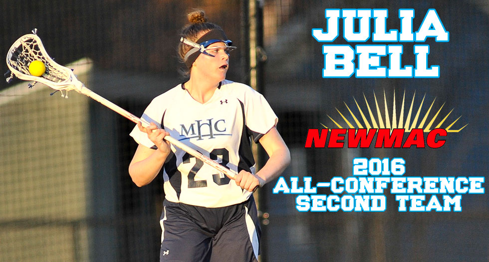 Bell Named to NEWMAC All-Conference Second Team