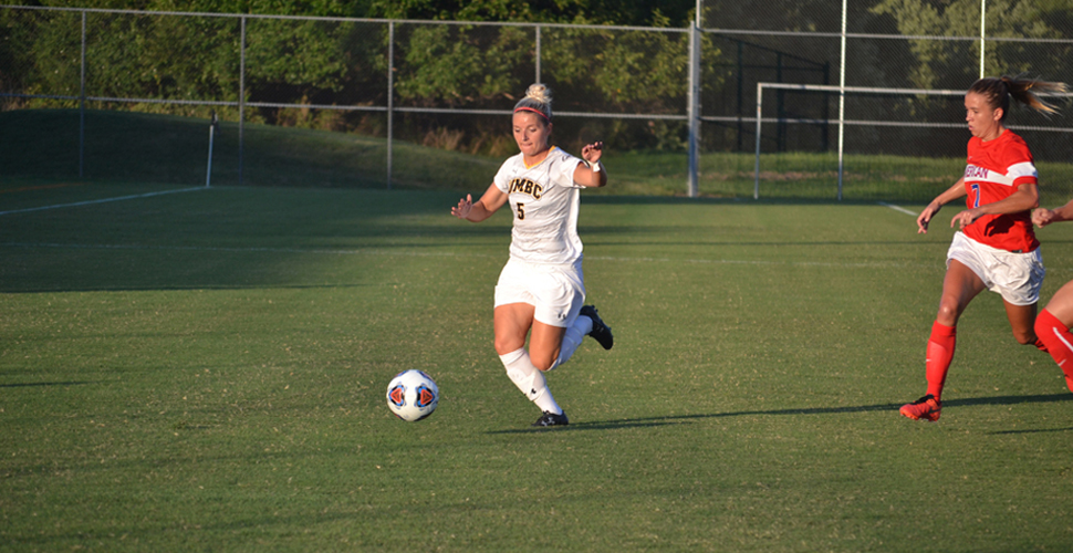 Women's Soccer Travels to Crosstown Rival Loyola for Sunday Afternoon Matchup