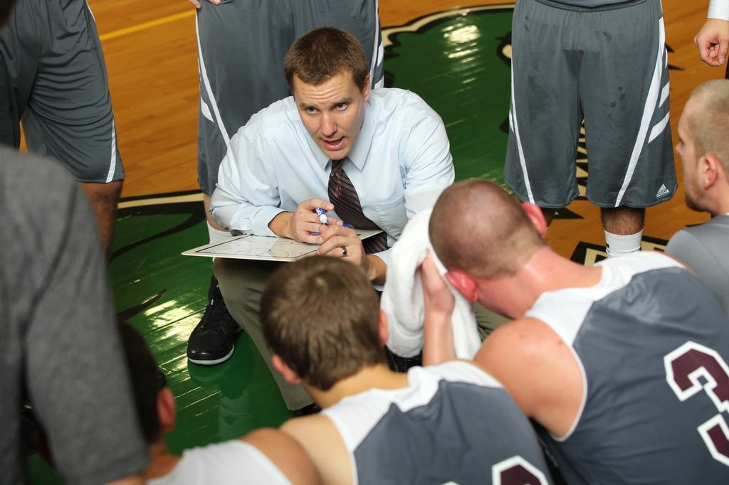 Summer Question and Answer Session with Alma College Head Men's Basketball Coach Sam Hargraves
