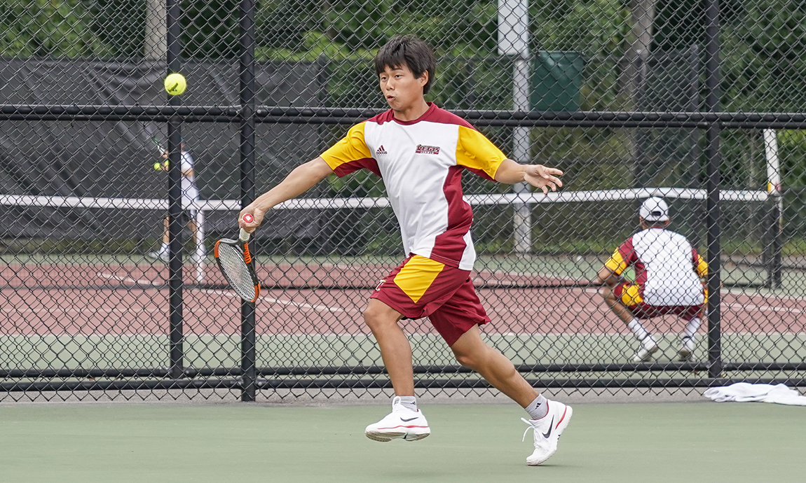 Pride Tennis Unable to Overcome Early Deficit