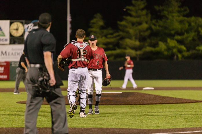 Rascals Even Series With Big Win Over Miners