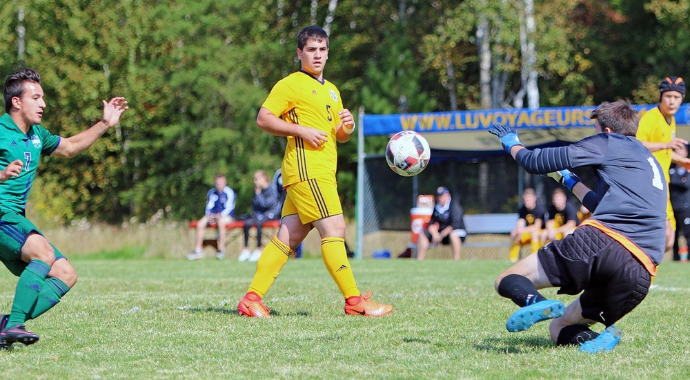 MSOC | Voyageurs Find Win Column With Clean Sheet