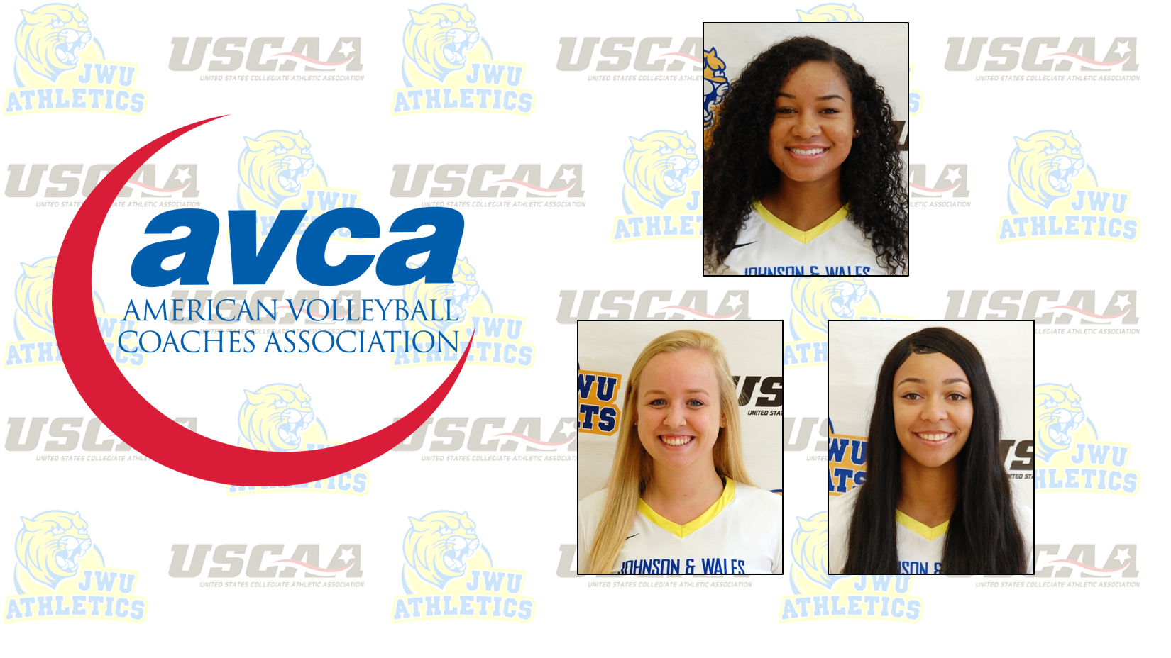 Three Wildcats Named AVCA-USCAA All-Americans