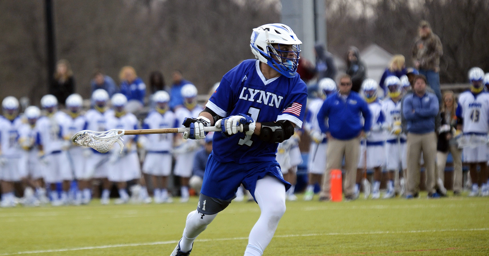 No. 18 Lacrosse Sinks No. 20 Rollins, 14-7