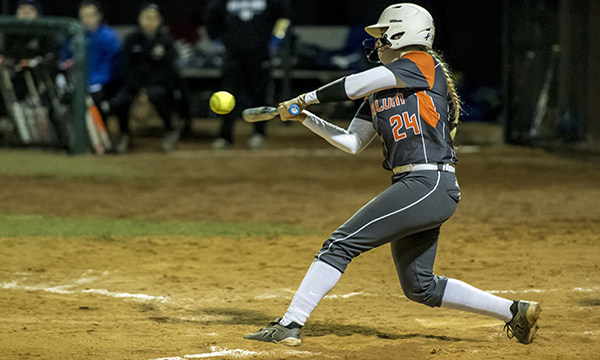 Tusculum drops non-conference doubleheader at Pfeiffer