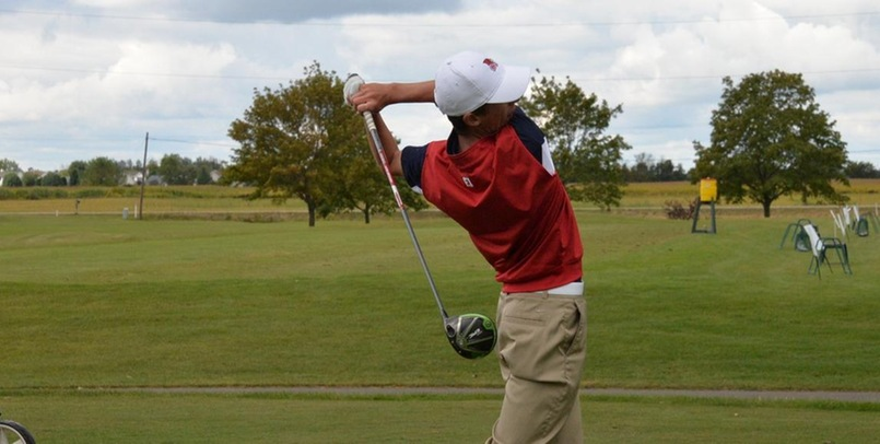 Men's Golf Finishes Third at GLIAC North Invitational