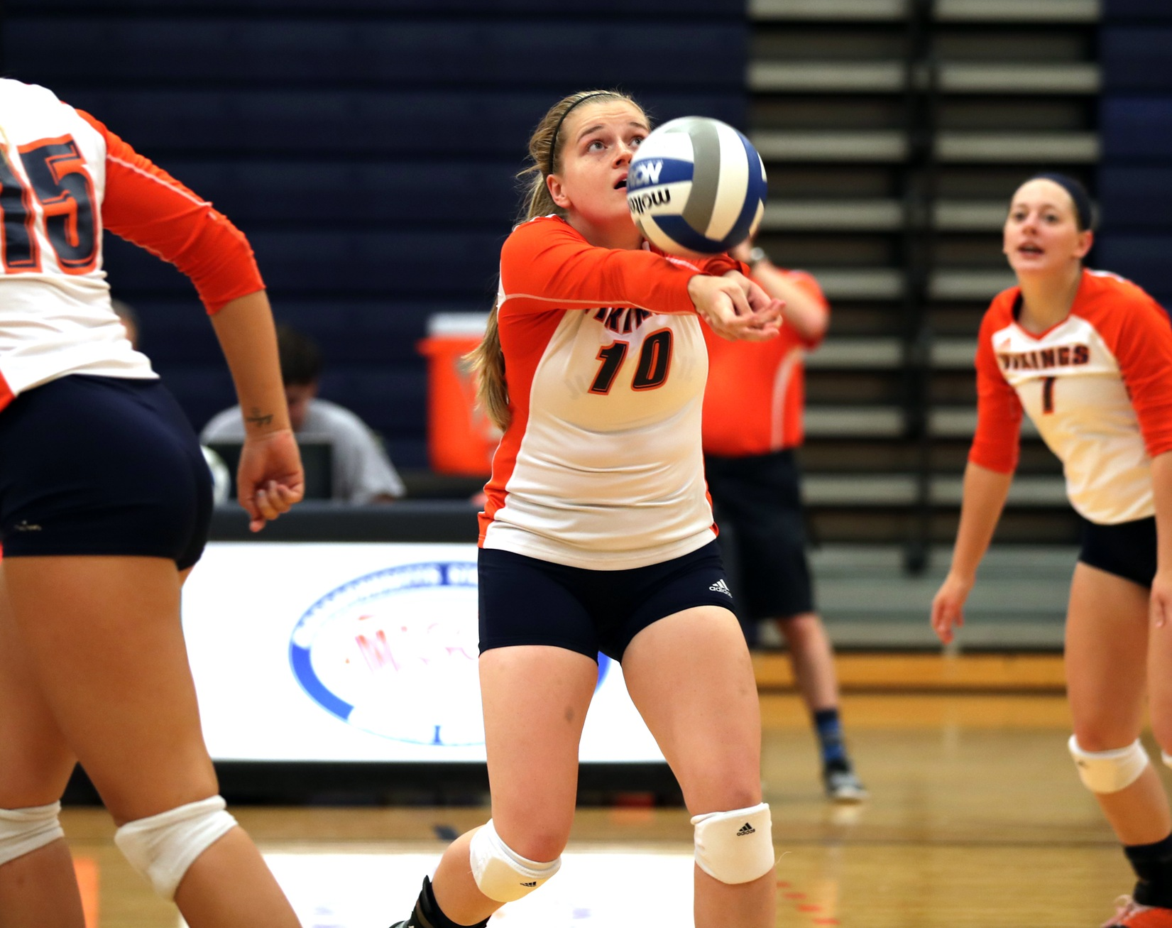 #3 Westfield State Eliminates #2 Salem State from MASCAC Women's Volleyball Tournament