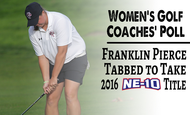 NE-10 Gears Up for Third Annual Women's Golf Championship