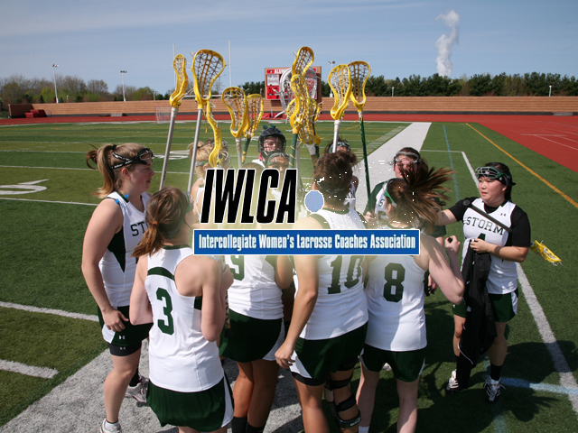 Nation's Highest Team GPA Earns Storm IWLCA Merit Award