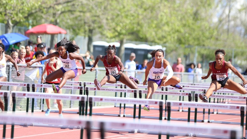 This Week in WAC Outdoor Track & Field - May 15